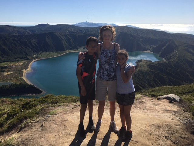 family holidays whale and dolphin watching in the Azores