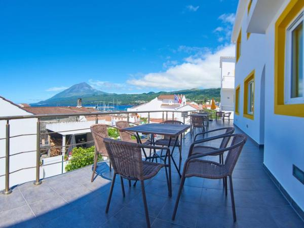 Hotel Bela Vista, Pico Island ***