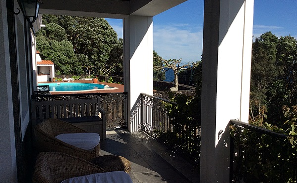 Private Villa with Pool, Pico Island