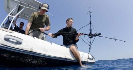 Marine Biologist Azores