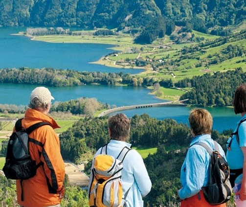 Sete Cidades Activity Day