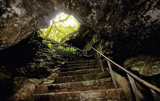Gruta Torres Caves Azores
