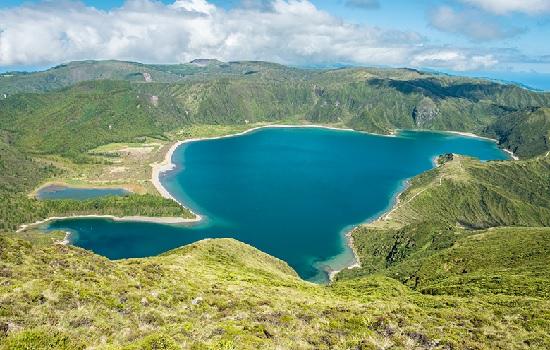 Lagoa Do Fogo Azores
