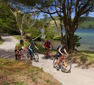 Hiking and Cycling Tours