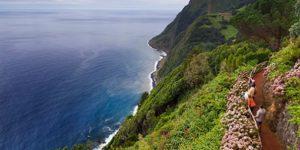 walking holidays Azores