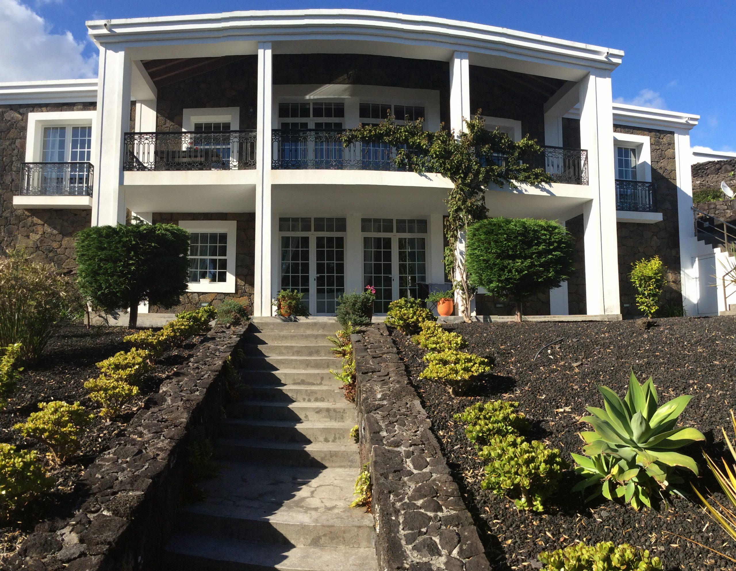 Villa do Ananas Pico Azores